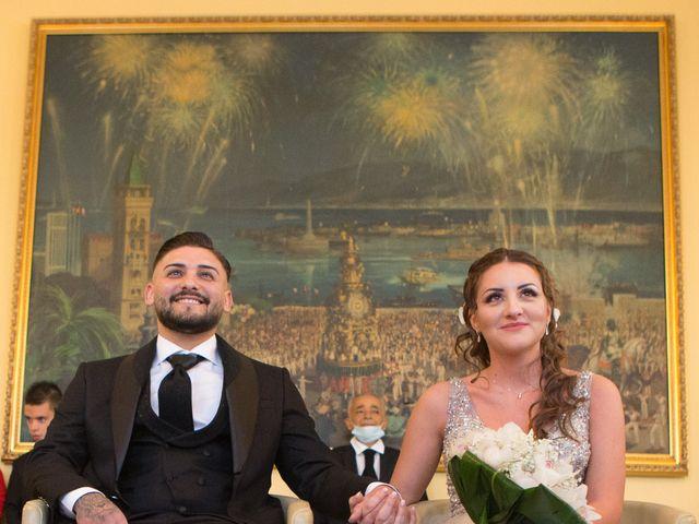 Il matrimonio di Marco e Simona a Messina, Messina 24