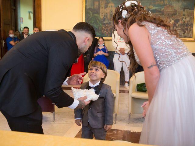 Il matrimonio di Marco e Simona a Messina, Messina 25