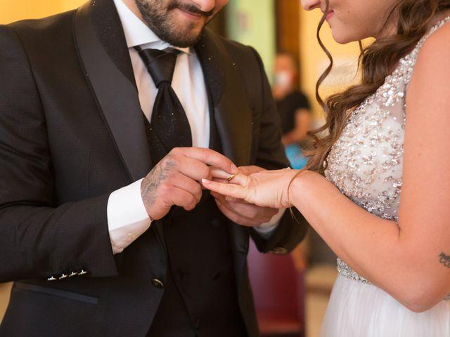 Il matrimonio di Marco e Simona a Messina, Messina 26