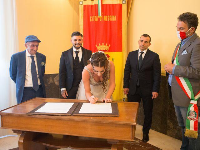 Il matrimonio di Marco e Simona a Messina, Messina 30