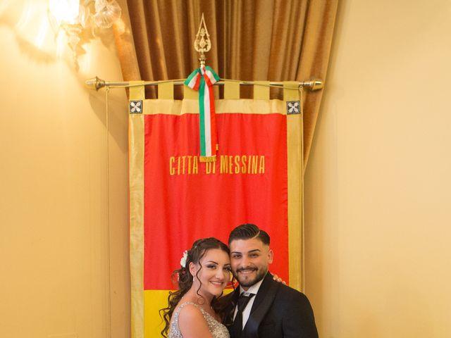 Il matrimonio di Marco e Simona a Messina, Messina 31
