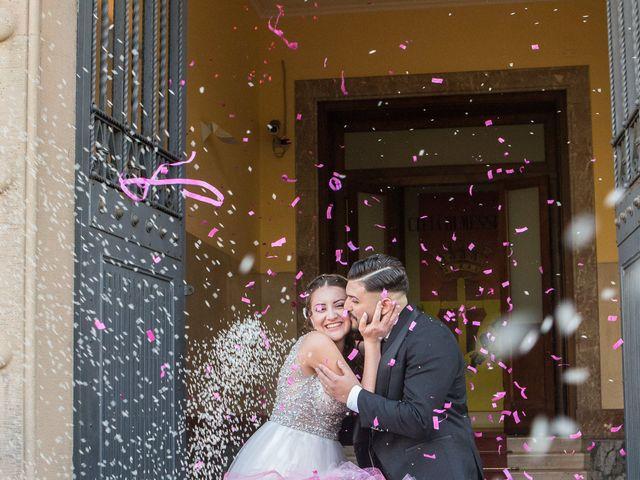Il matrimonio di Marco e Simona a Messina, Messina 33