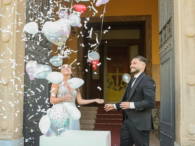 Il matrimonio di Marco e Simona a Messina, Messina 34
