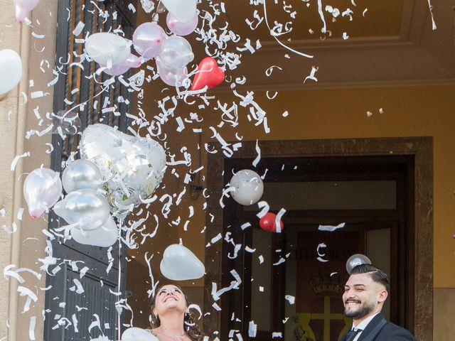 Il matrimonio di Marco e Simona a Messina, Messina 35
