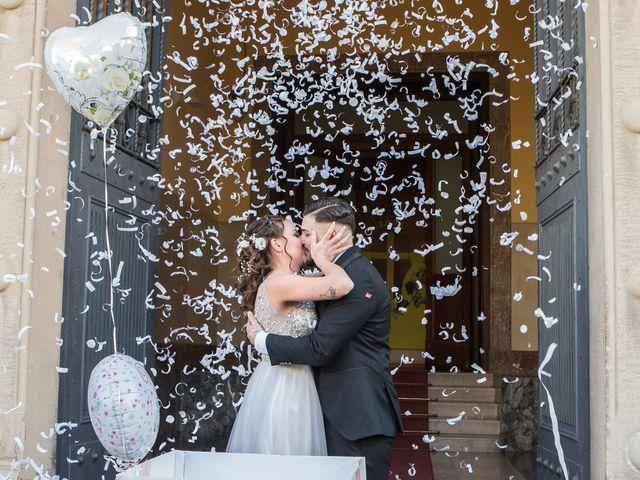 Il matrimonio di Marco e Simona a Messina, Messina 36