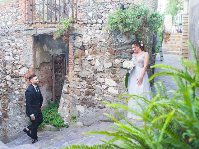 Il matrimonio di Marco e Simona a Messina, Messina 44
