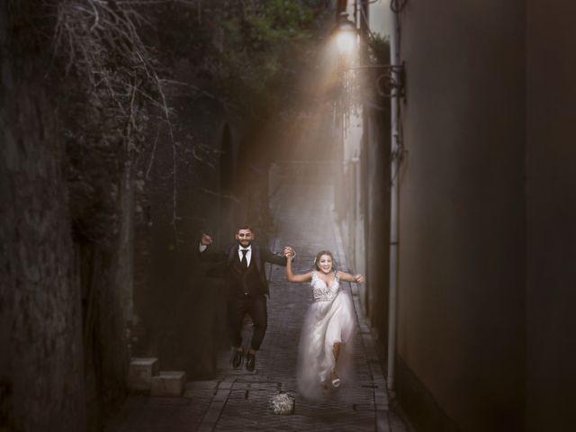 Il matrimonio di Marco e Simona a Messina, Messina 49