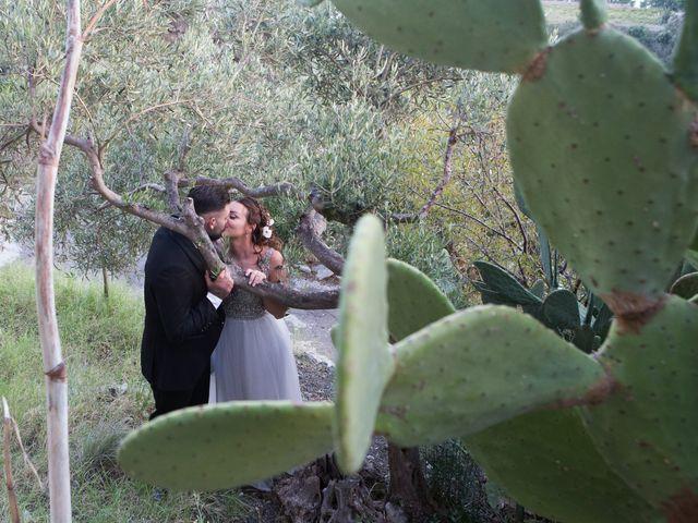 Il matrimonio di Marco e Simona a Messina, Messina 51