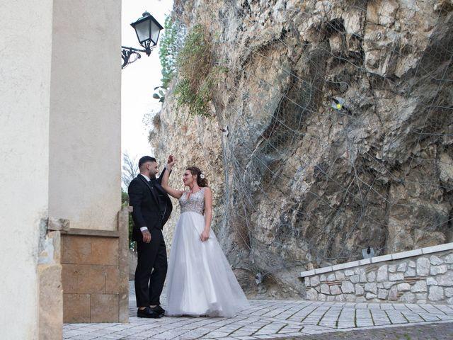 Il matrimonio di Marco e Simona a Messina, Messina 53