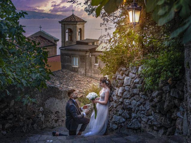 Il matrimonio di Marco e Simona a Messina, Messina 57