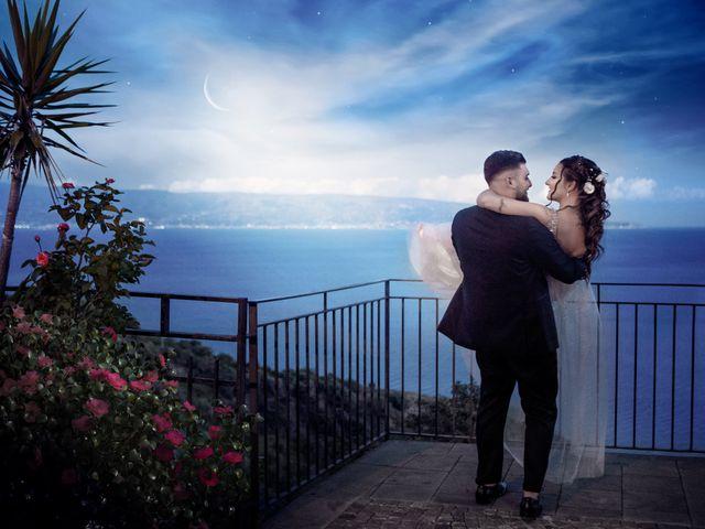 Il matrimonio di Marco e Simona a Messina, Messina 60