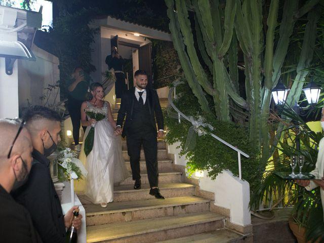 Il matrimonio di Marco e Simona a Messina, Messina 63