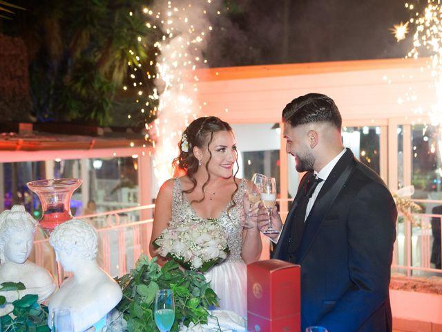 Il matrimonio di Marco e Simona a Messina, Messina 65