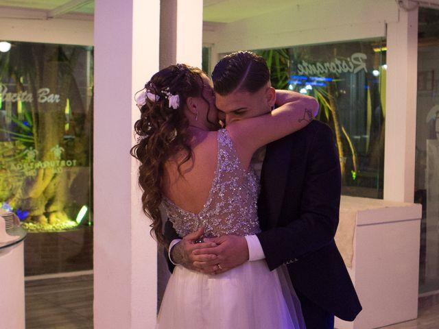 Il matrimonio di Marco e Simona a Messina, Messina 75