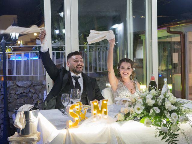Il matrimonio di Marco e Simona a Messina, Messina 79