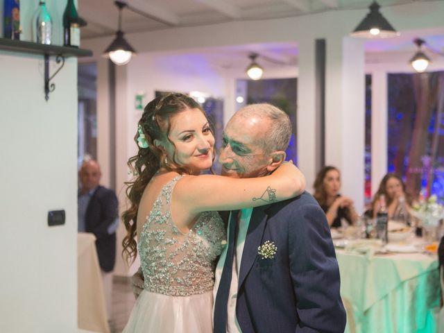 Il matrimonio di Marco e Simona a Messina, Messina 81