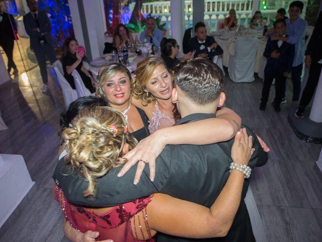 Il matrimonio di Marco e Simona a Messina, Messina 83