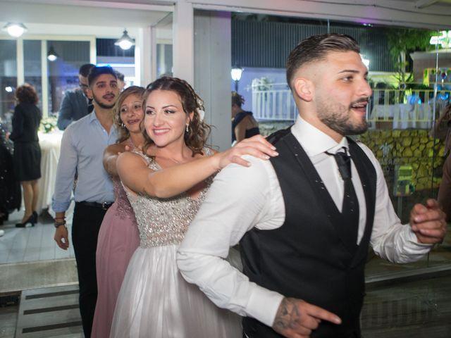 Il matrimonio di Marco e Simona a Messina, Messina 86