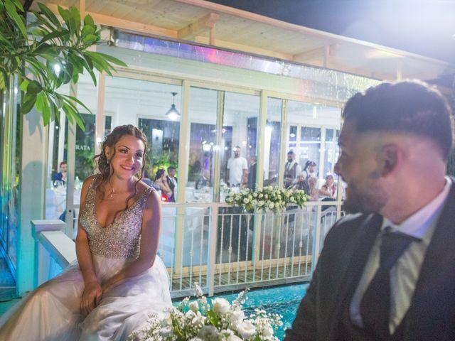 Il matrimonio di Marco e Simona a Messina, Messina 89
