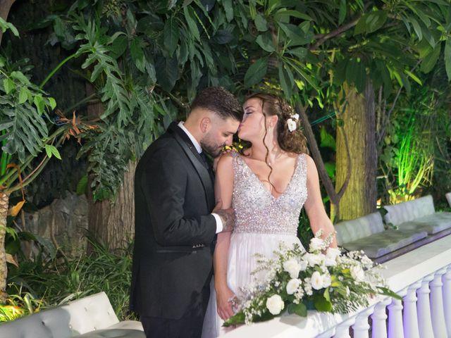 Il matrimonio di Marco e Simona a Messina, Messina 90