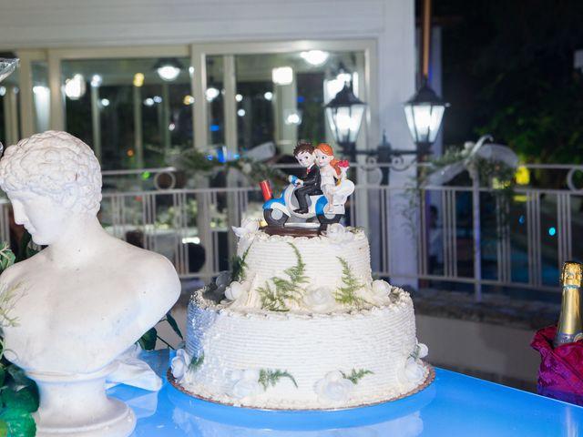 Il matrimonio di Marco e Simona a Messina, Messina 94