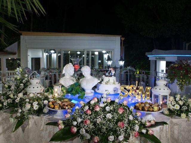 Il matrimonio di Marco e Simona a Messina, Messina 95