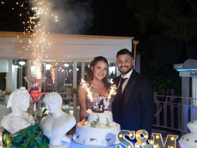 Il matrimonio di Marco e Simona a Messina, Messina 99