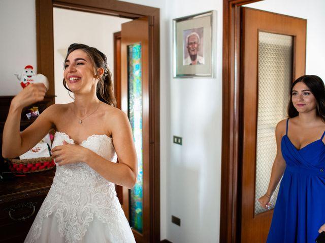 Il matrimonio di Alessandro e Jessica a Parabiago, Milano 14