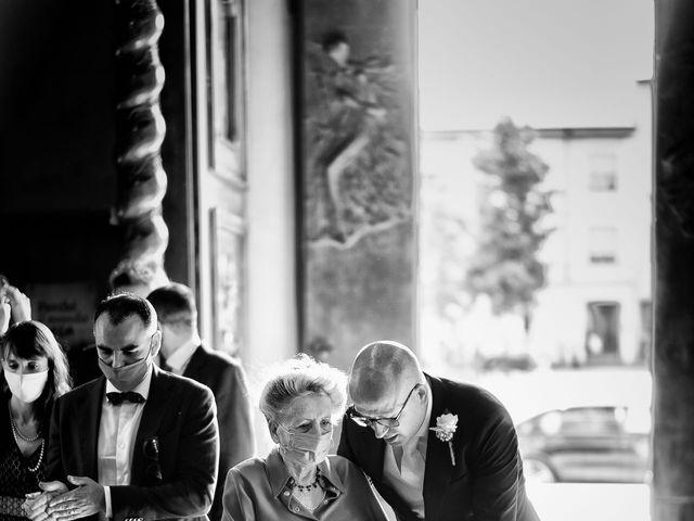 Il matrimonio di Alessandro e Jessica a Parabiago, Milano 24