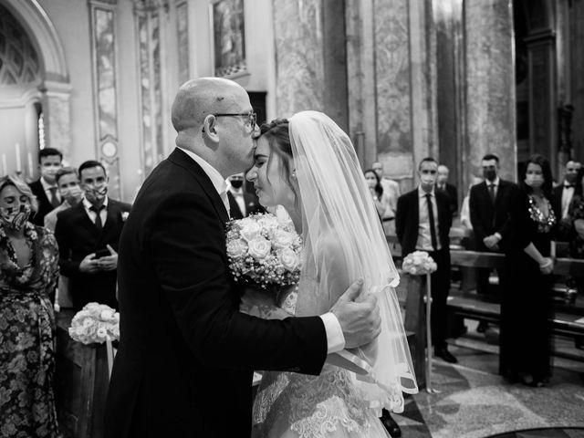Il matrimonio di Alessandro e Jessica a Parabiago, Milano 28