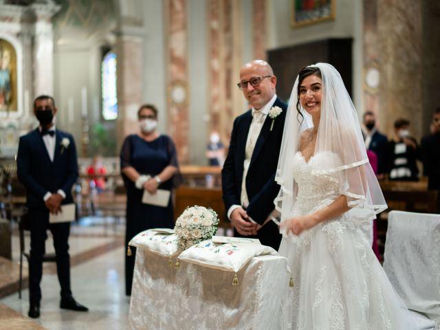 Il matrimonio di Alessandro e Jessica a Parabiago, Milano 29