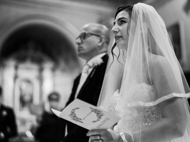 Il matrimonio di Alessandro e Jessica a Parabiago, Milano 31