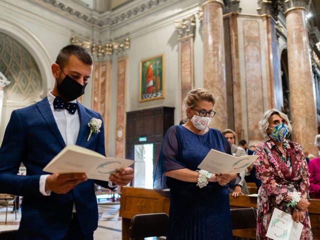 Il matrimonio di Alessandro e Jessica a Parabiago, Milano 33