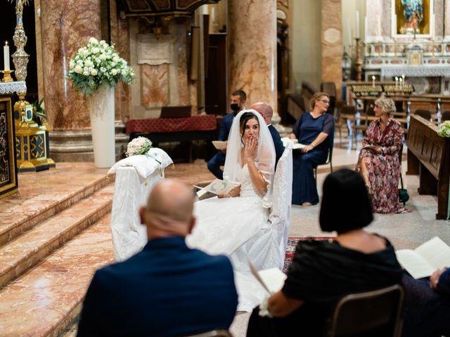 Il matrimonio di Alessandro e Jessica a Parabiago, Milano 34