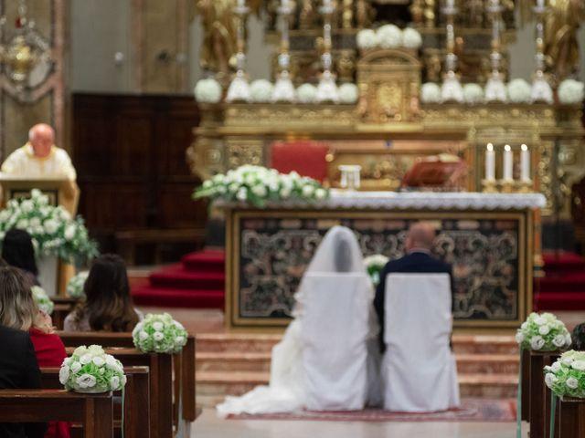 Il matrimonio di Alessandro e Jessica a Parabiago, Milano 35