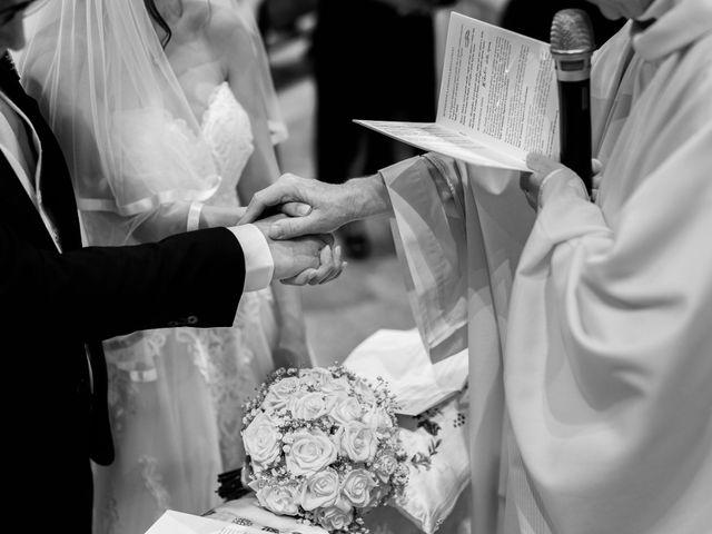 Il matrimonio di Alessandro e Jessica a Parabiago, Milano 37