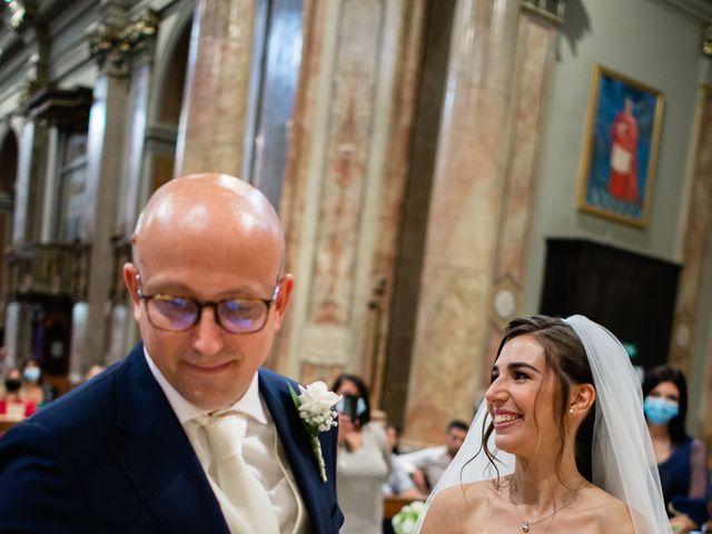 Il matrimonio di Alessandro e Jessica a Parabiago, Milano 40