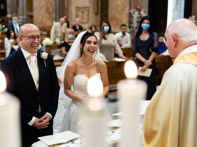 Il matrimonio di Alessandro e Jessica a Parabiago, Milano 43