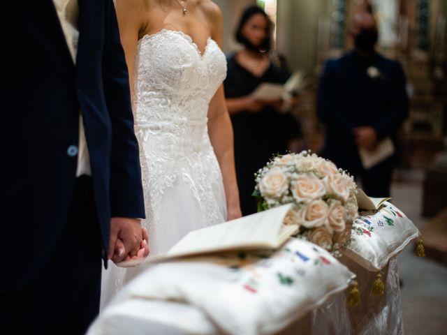 Il matrimonio di Alessandro e Jessica a Parabiago, Milano 44