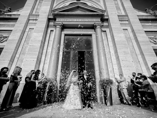 Il matrimonio di Alessandro e Jessica a Parabiago, Milano 48