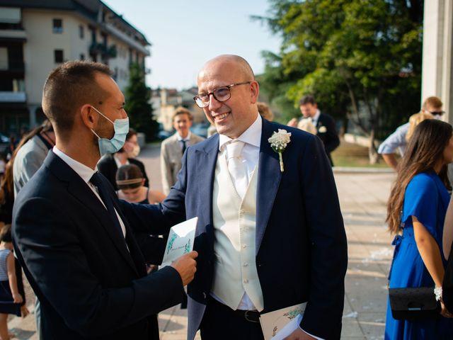 Il matrimonio di Alessandro e Jessica a Parabiago, Milano 50