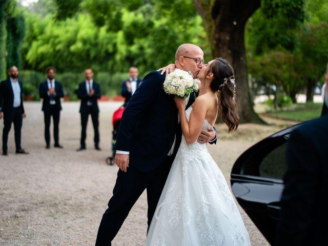 Il matrimonio di Alessandro e Jessica a Parabiago, Milano 58