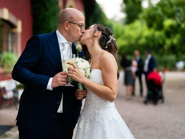 Il matrimonio di Alessandro e Jessica a Parabiago, Milano 59