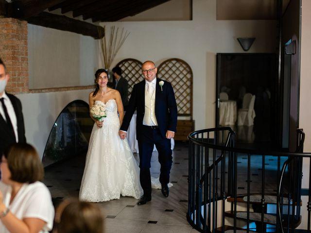 Il matrimonio di Alessandro e Jessica a Parabiago, Milano 66