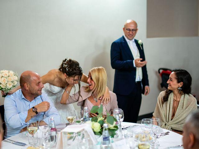 Il matrimonio di Alessandro e Jessica a Parabiago, Milano 68