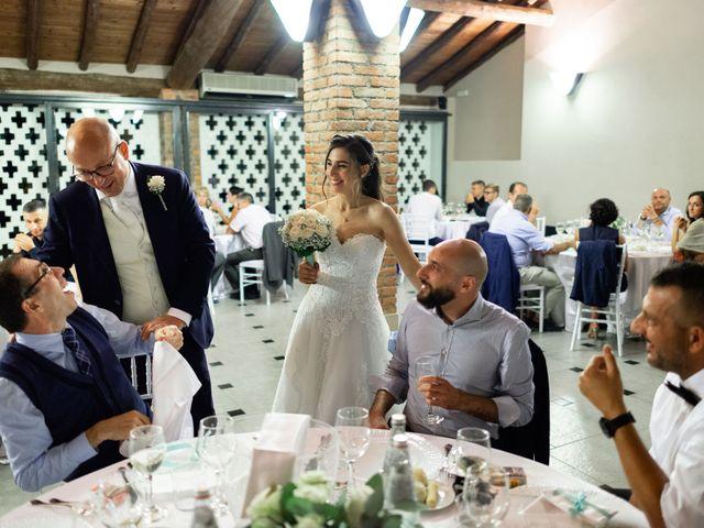 Il matrimonio di Alessandro e Jessica a Parabiago, Milano 69