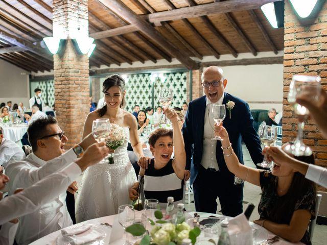 Il matrimonio di Alessandro e Jessica a Parabiago, Milano 70