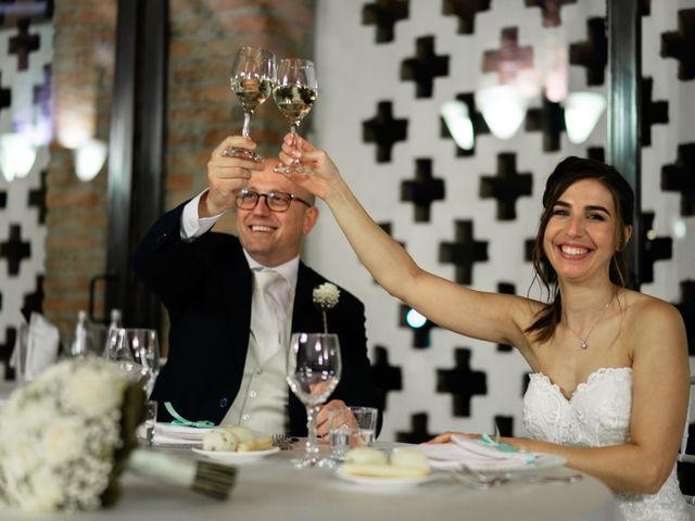 Il matrimonio di Alessandro e Jessica a Parabiago, Milano 71
