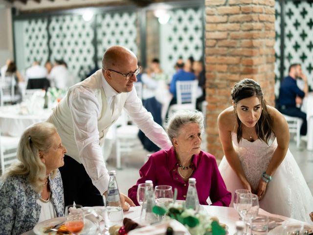 Il matrimonio di Alessandro e Jessica a Parabiago, Milano 74