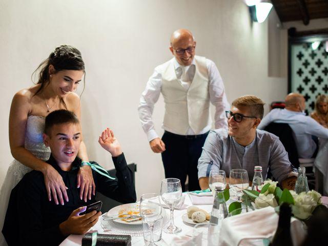 Il matrimonio di Alessandro e Jessica a Parabiago, Milano 78
